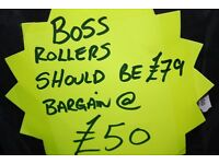 boss pole rollers