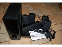 DVD Player - 5:1 Surround System LG