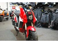 50cc Peugeot Ludix BLaster, Stunning Acceleration, 1 YR Mot **RIDE AWAY TODAY**