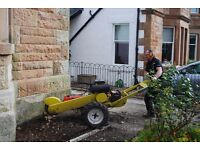 Glasgow and Central Scotland Tree Stumps Professionally Removed. Call for a free quote.