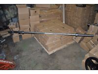 Brand New 7 Foot 20KG Olympic Barbell - Weights Gym
