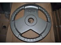 Brand New Tri Grip Olympic Weight Plates £1.50/kg! *20KG - 1.25KG* (weights gym)