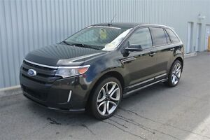 2013 Ford Edge Sport, CUIR, NAVIGATION, TOIT PANORAMIQUE