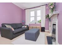 Vibrant, welcoming 1 bedroom middle flat near Portobello beach available June – NO FEES!