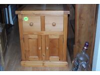 Solid Pine Cupboards