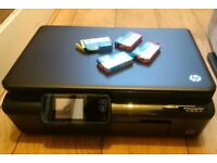 HP PHOTOSMART 5520 e-ALL-IN-ONE PRINTER in full working order and great condition.