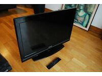 """Toshiba 32"""" inch Freeview Flat Screen Television TV"""