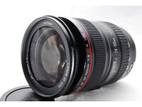 Canon EF 24-105 F 4 L Lens very good condition,takes cracking sharp pictures,