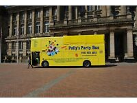Polly's Party Bus - Fantastic children's parties!