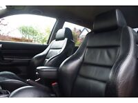 Golf mk4 black recaro leather seats wanted 5 door, private buyer, cash waiting and I can collect