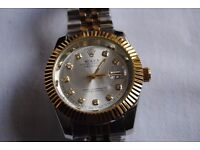Luxury Watch Rolex Oyster for Sale