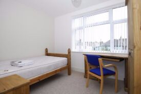 Cheap single room just made available in ILFORD