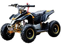 New 49cc z20 quad bikes free uk delivery