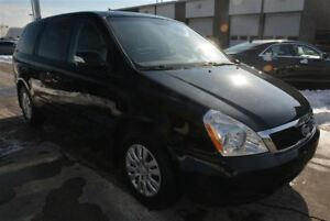 2012 Kia Sedona LX/CRUISE/REAR TEMP CONTROL/TINTED WINDOWS