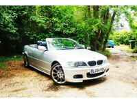 Rare BMW 3 Series Convertible