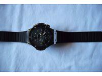 Hublot Geneve- Luna Rosa Mens Watch for sale