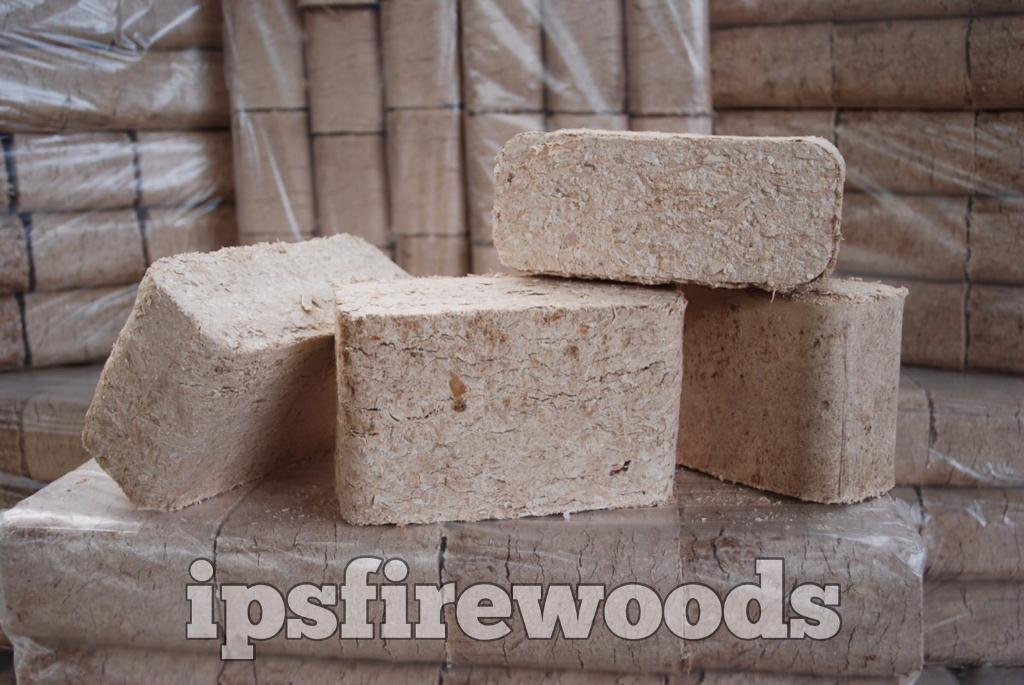 Firewood Briquettes hardwood RUF typein Ipswich, SuffolkGumtree - Wood fuel BRIQUETTES are eco friendly, have long burning life and are easy to store (must be kept dry).These heat logs produce a lot of heat and have high calorific specifications calorific value is 2250–2500 (kcal/kg); heat output is 4.9 (kWh/kg)....