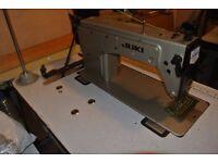 JUKI INDUSTRIAL Sewing machine Model DDL-5530(HEAVY DUTY