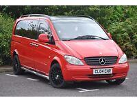 Mercedes vito for sale £4499 ono or swap