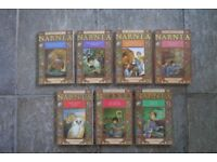 The Chronicles Of Narnia 7 Book Box Set