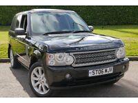 **RARE** Land Rover Range Rover 4.2 V8 Supercharged Vogue SE 5dr ***1 OWNER**FSH**RARE PART EX WEL