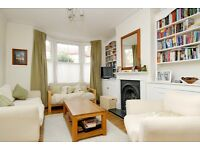 Gorgeous Four bedroom house situated on the lovely Brenda Road in SW17 - £3000