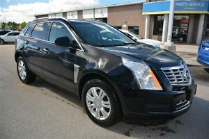 2014 Cadillac SRX AWD/LUXURY/HEATED LEATHER/NAV/PANORAMIC ROOF