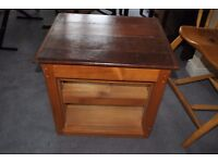 wooden tv cabinet- slide wooden shutter