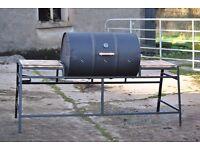 50 Gallon Drum Barbeque