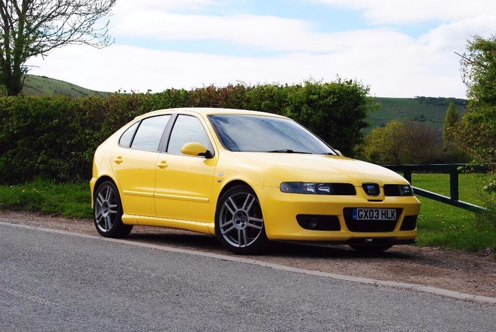seat leon cupra r 2003 in hove east sussex gumtree. Black Bedroom Furniture Sets. Home Design Ideas