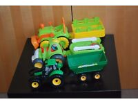 NICE COLLECTION OF TRACTORS £15