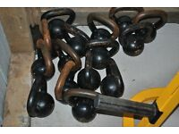 8kg Used Kettlebells *£1/kg* - Weights Gyms