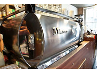 TRAINER/HEAD BARISTA WANTED