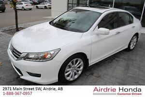 2015 Honda Accord Touring *Clean Carproof, Local Trade-In*