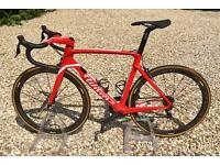 Wilier Triestina Racing Bike