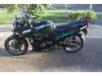 1998 Kawasaki GPZ500S D5 - Good Condition - 12 months MOT - Very Low Mileage