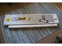 Vanguard ULTI Bar X3 Roof Bars for Fiat Scudo / Peugeot Expert / Citroen Dispatch 07-16 + Roller
