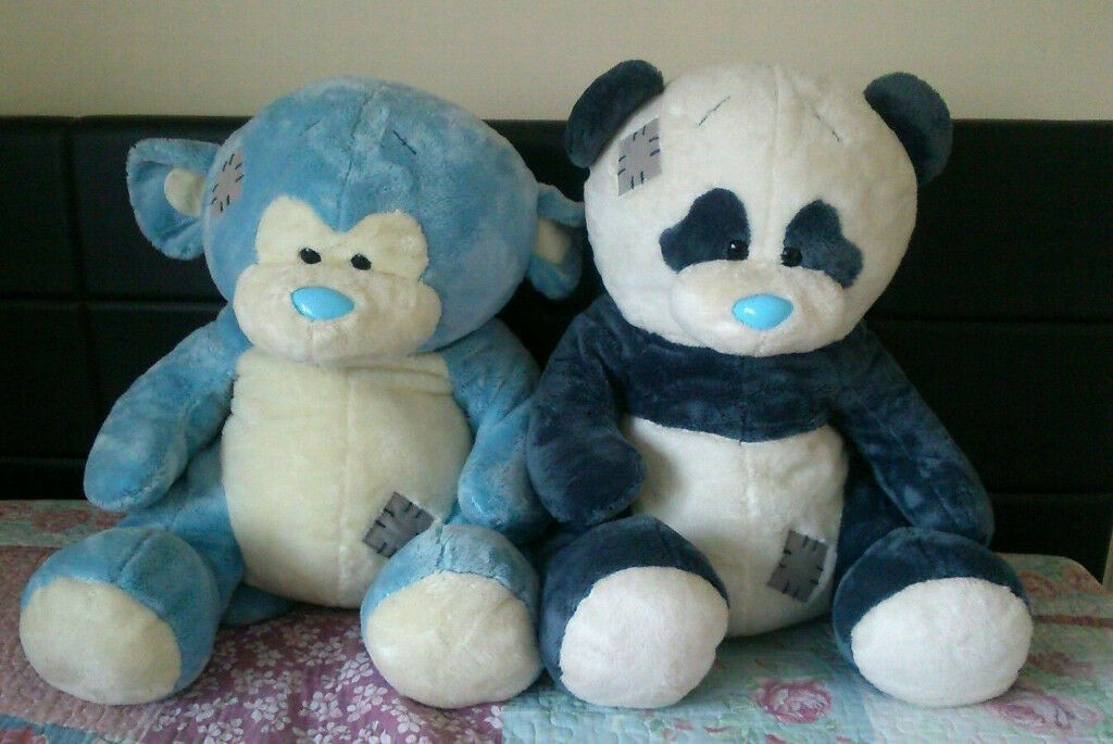 """My Blue Nose Collection Binky and Coco 24"""""""