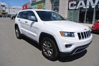 2014 Jeep Grand Cherokee LIMITED, NAVI, TOIT, CUIR