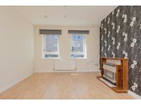 Tasteful 2 bedroom, unfurnished, ground floor flat in Granton available NOW – NO FEES!