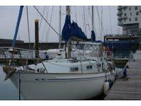 Barbary Ketch Sailing boat