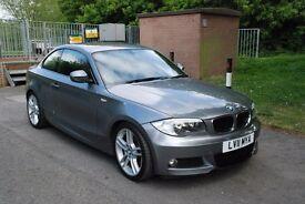 BMW 120d M SPORT COUPE AUTO 2011