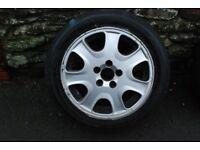 Spare Wheel W/ Cover - LPG Conversions - Volvo V70 T5 2.3 Turbo 2001 X reg Manual - Gas - Estate