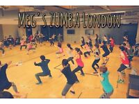 【NEW】exciting ZUMBA CLASS!in Ealing Broadway【Mon12:30】
