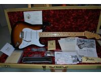 Fender 60th anniversary American Vintage Stratocaster