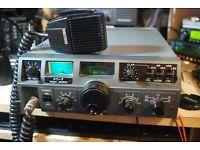 YAESU HAM RADIO FT7 TRUE CLASSIC VINTAGE HF TRANSCEIVER