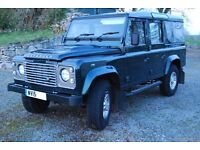 LAND ROVER DEFENDER 110 COUNTY UTILITY