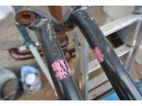 Vw Transporter T4 uprated torsion bars (pink,purple)
