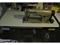BROTHER Industrial lockstitch sewing machine Model DB2-716-403