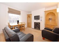 *Immaculate two double bedroom, two bathroom flat to rent in this period conversion £570pw/£2470pcm*